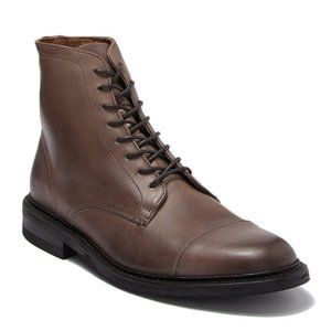 New Frey Seth Leather Lace-Up Boot